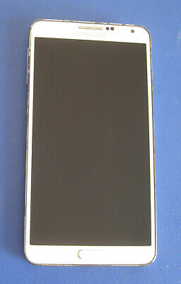 Samsung Galaxy Note 3 SM-N900T - 32GB - White (T-Mobile) *READ DESCRIPTION