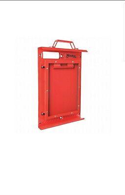 Master Lock Permit Display Case S3501 Portable Lockout Kitredcase 17-38 H