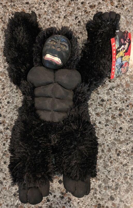 """KING KONG 2005 Plush 15"""" Gorilla Monkey Original Movie by Plush King"""