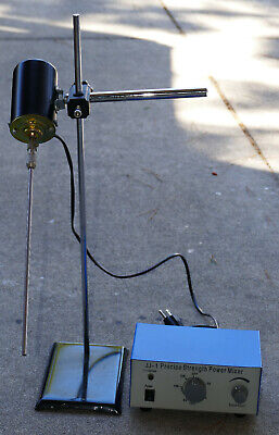 Electric Adjustable Speed Lab Mixer With Shaft
