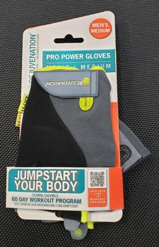 Rejuvenation Men's Pro Power Gloves