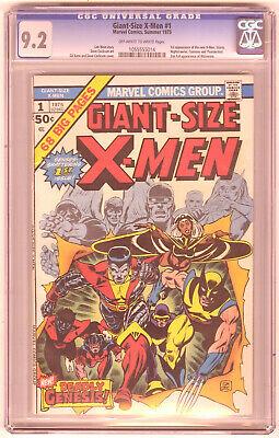 Giant-Size X-Men #1 CGC 9.2 HIGH GRADE Marvel Comic