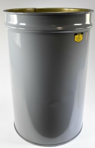 Cease-Fire Waste Receptacle, Safety Drum Can, 30 Gallon (110L)