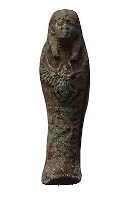 Ancient Egyptian shabti 400_200BC