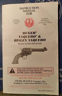 Manuals Revolver Manual