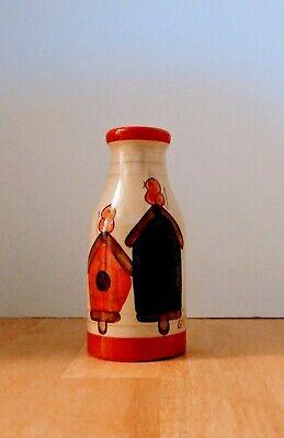 Ceramic Milk Bottle - 7 1/2
