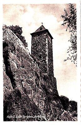 Halle / S. , Giebichenstein , Bergfried ,Ansichtskarte