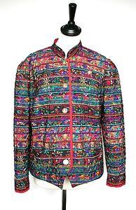 Vintage-Quilted-Jacket-80s-patterned-quilted-jacket-UK-12-14