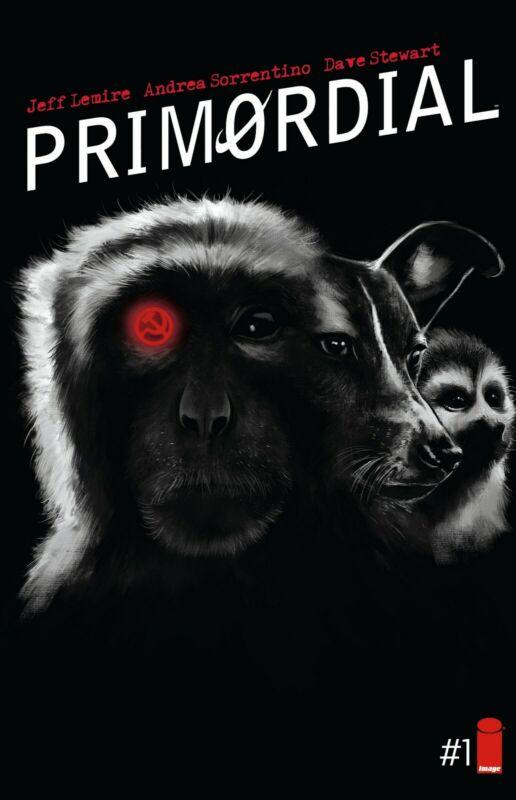 PRIMORDIAL #1 Limited 500 Run. Hammermiester 12 Monkey Homage Warpzone Exclusive