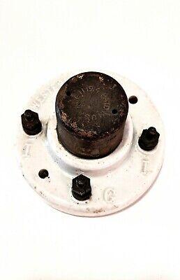 Antique Telephone Western Electric - Ceramic Part - Possib Terminal - electrical