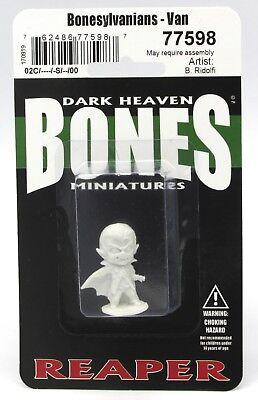 Reaper 77598 Bonesylvanians Van (Bones) Vampire Chibi Monster Halloween Horror](Halloween Bones Game)