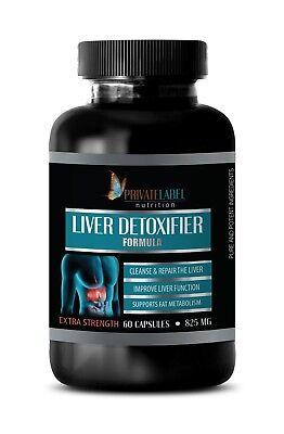 cleanse - LIVER DETOXIFIER FORMULA - milk thistle - 60 Capsu