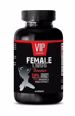 best natural ingredients - FEMALE LIBIDO BOOSTER 1600 - Strong Relationship -1B