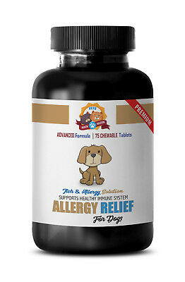 allergy dog treats - PREMIUM DOG ALLERGY RELIEF 1B- dog supplements for itching