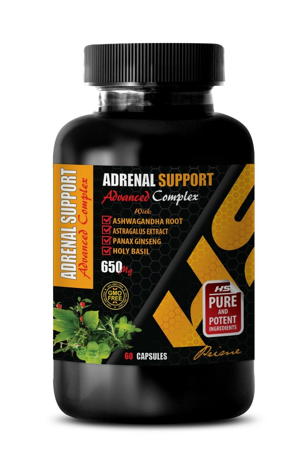 adrenal assist - ADRENAL SUPPORT - rhodiola rosea bulk suppl