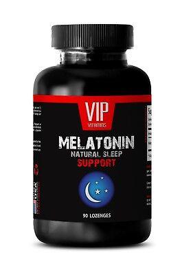 sleep capsules - MELATONIN NATURAL SLEEP 1B - melatonina 3mg