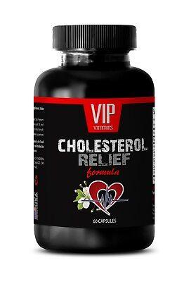 Herbal Supplements Blood Pressure (Blood pressure health- CHOLESTEROL RELIEF - cholesterol herbal supplement)