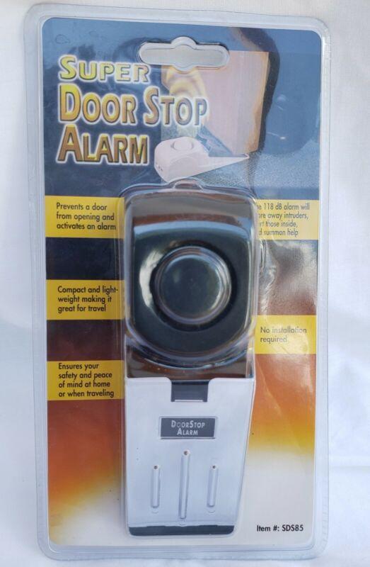 Streetwise Super Door Stop Alarm - Model SDS85 Great For Travel Trips