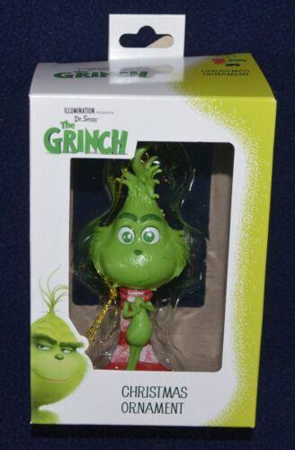 Dr. Seuss The Grinch Who Stole Christmas Baby Kurt Adler Ornament New NIB