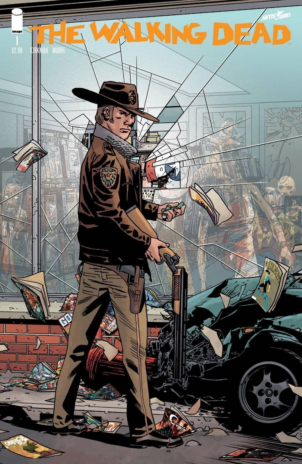 The Walking Dead #1-190 | Variants Select | Image Comics NM 2018-2019 1st Print