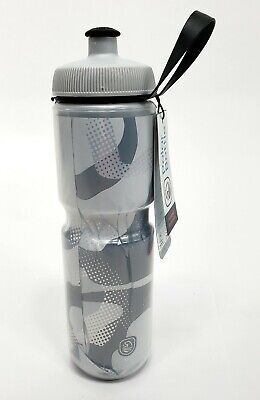 Carabiner /& Key Chain Ring 14 oz Pure Inspiration Stainless Steel Water Bottles Motivational Water Bottles