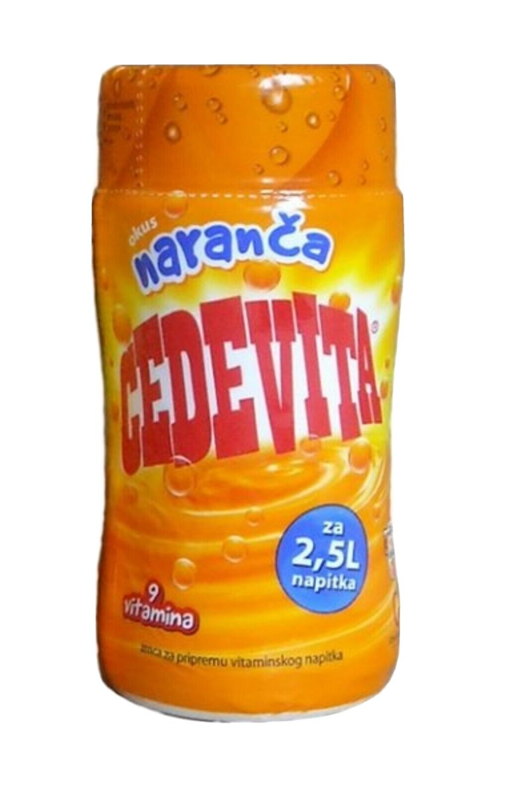 Cedevita Orange 200g 2 PACK