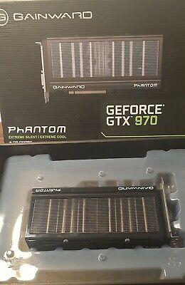 Gainward NVIDIA GeForce GTX 570 Phantom (4096 MB) (426018336-3453) Grafikkarte