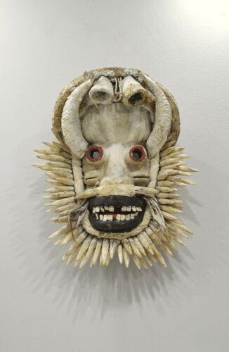 Mask African Guere Cote d