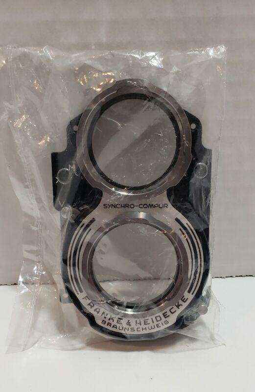 Rolleiflex Front Camera Panel Franke & Heidecke Synchro-Compur  Part