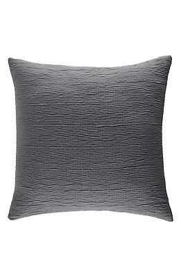 Dwell Studio Euro Sham Woodgrain Matelassé Cotton Pillow Cover Modern Home Decor