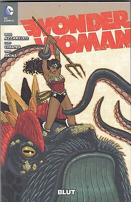 WONDER WOMAN # 1 VARIANT - DAS NEUE DC-UNIVERSUM - 222 Ex. - COMIC ACTION 2012