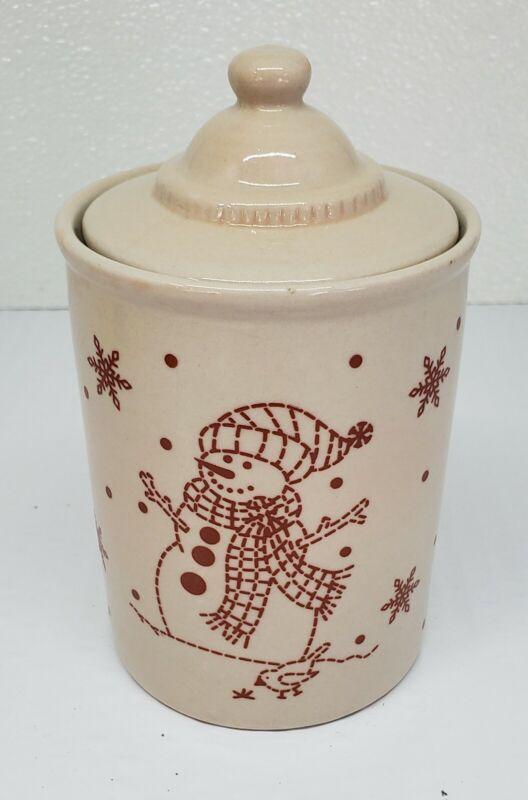 LTD Commodities Small Snowman Jar
