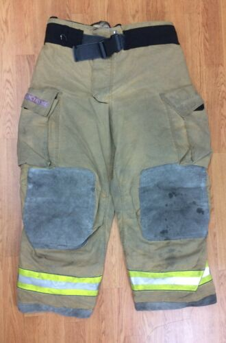Globe Gxtreme Firefighter Bunker Turnout Pants 40 x 28