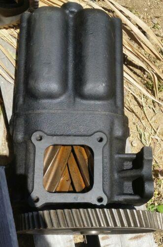 16v149 detroit diesel lube pump