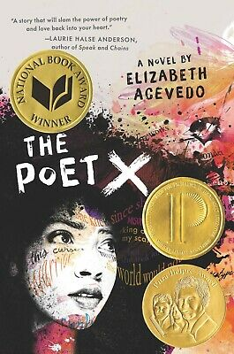 The Poet X by Elizabeth Acevedo (2018, Digitaldown)