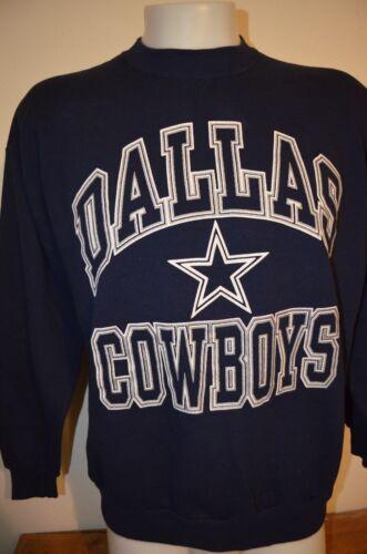Vintage 90s Dallas Cowboys Cotton Jersey Tee Youth 1820 XL Football USA