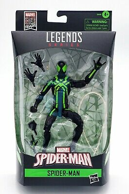 "Marvel Legends Big Time Spider-Man 6"" Action Figure New 2019 Exclusive In Stock!"