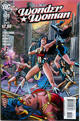 Wonder Woman #609 - DC Comics - Michael Straczynski - Phil Hester - Don Kramer