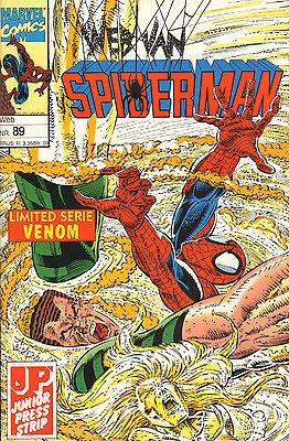 WEB VAN SPIDERMAN 89 - STORM OP KOMST (1994)