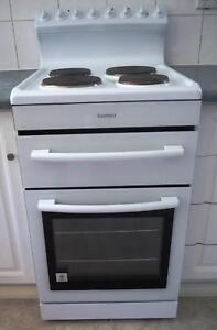 Euromaid R54EW 54cm Freestanding Electric Oven/Stove Glengowrie Marion Area Preview