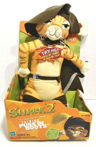 Hasbro Shrek 2 Talking Puss In Boots