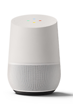 Google Home + Home-Mini (Chalk)