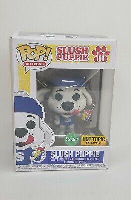 Funko Pop! Slush Puppie - Slush Puppie Scented #106 New Non Mint *See Pictures*
