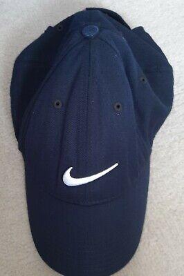 Nike baseball cap, Navy legacy 9