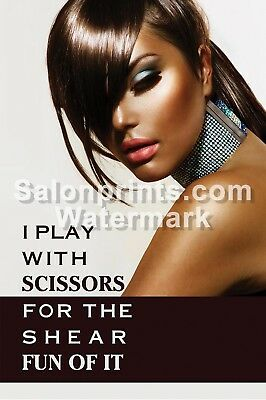Hair Salon Poster - Beautiful Model African Hairstyle Quote Poster Hsd-117