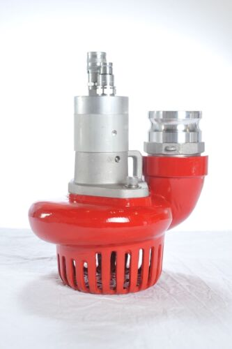 "3"" Discharge Hydraulically Powered Submersible Water Pump"