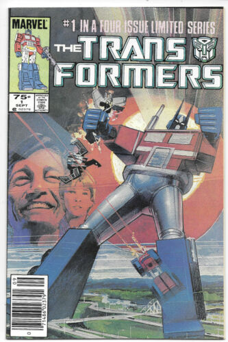The Transformers 1-71 1984-1990 Marvel Comics [Choice]