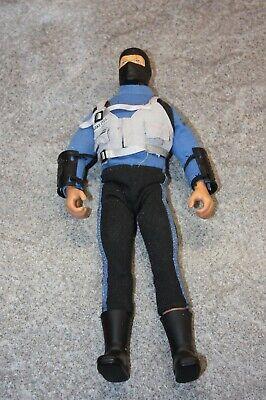 Vintage G.I. Joe 12 Inch Figure - Hasbro 1992 - Snake Eyes