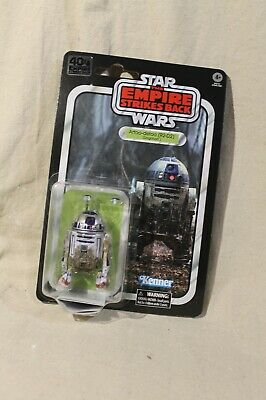 Star Wars The Black Series 40th Anniversary R2-D2 Dagobah New Unopened 6""