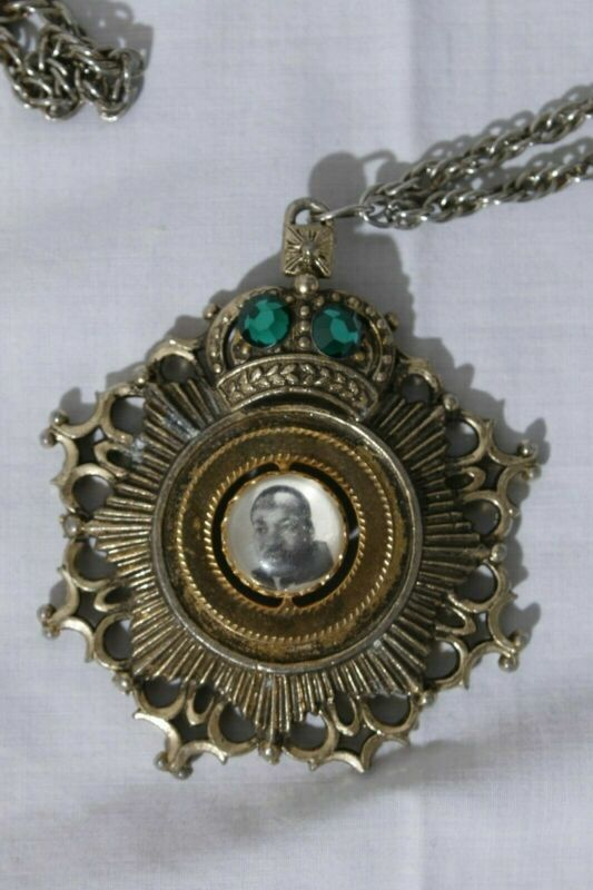 Martin Luther King Jr. 1960s Leadership Conference Pin Pendant